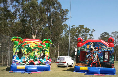 jumping castles Hire brisbane and ipswich