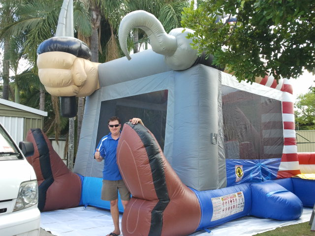 Inflatable Castle Hire Brisbane